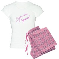 Everything is Better in Pajamas - Girl Tease