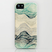 Crash Into Me  iPhone & iPod Case by rskinner1122