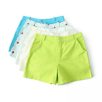 Summer Lovely Sweets Casual Shorts Pants Leggings [4917775428]