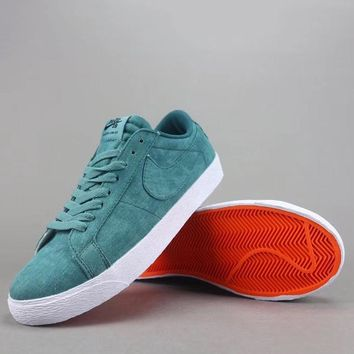 Nike Sb Blazer Zoom Low Women Men Fashion Casual Low-Top Old Skool Shoes-4