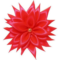 PDF pattern, Tutorial, Training Lessons for the Beginner, Boot, How to Make Jewerly a Pink Chrysanthemum Flower. INSTANT DOWNLOAD. English.