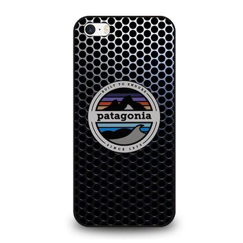 PATAGONIA FISHING BUILT TO ENDURE iPhone SE Case Cover