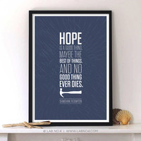 Shawshank Redemption Movies Inspirational Quotes