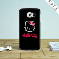 Cute Hello Kitty Samsung Galaxy S6 Edge Plus Case