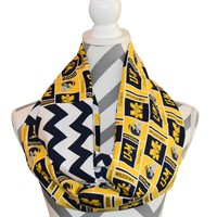 Michigan Wolverines Scarf