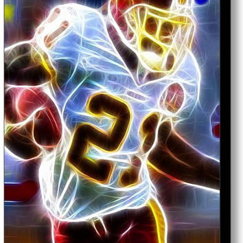 Washington Redskins Sean Taylor Magical Print by Paul Van Scott INCREDIBLE