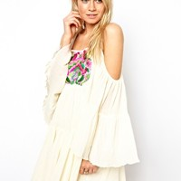 ASOS Sundress With Embroidery