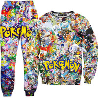 Pokemon Collection Tracksuit