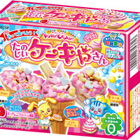 Poppin Cookin Tanoshii Cake Yasan Cake Candy Making Kit