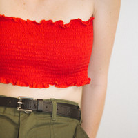 Kessy Tube Top - Tube Tops - Tops - Clothing