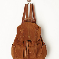 Veldt Suede Backpack