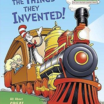 Oh, the Things They Invented! Cat in the Hat's Learning Library
