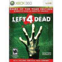 Left 4 Dead (Game of the Year Edition) (Xbox 360)