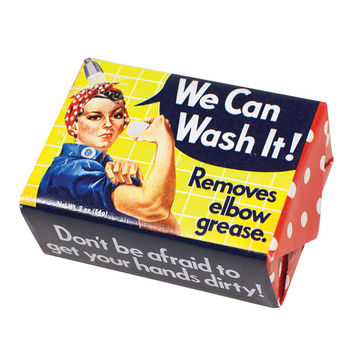 We Can Wash It! :: Unemployed Philosophers Guild