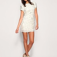 ASOS | ASOS Sequin And Jewel Dress at ASOS