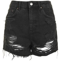 MOTO Longline Mom Shorts - New In This Week - New In