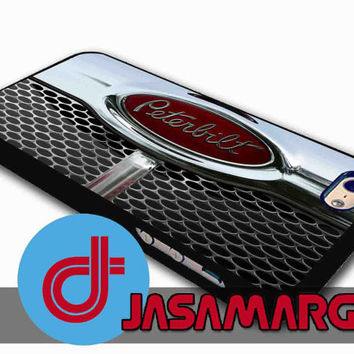 Truck, Peterbilt, Heavy Duty - Rubber Case, Plastic Case for iPhone 4/4s, 5/5s, 5c and Samsung S3, S4