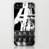 Paris iPhone & iPod Case by Amelia Kay Photography