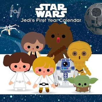 Jedis Babys First Year Wall Calendar, Assorted Organization by Trends