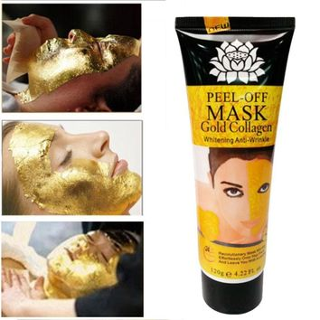 24K Gold Collagen Whitening Lifting Facial Mask
