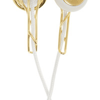 Frends - Ella gold-tone earphones