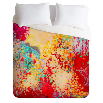 Stephanie Corfee Young Bohemian Duvet Cover