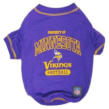 spbest Minnesota Vikings Dog T-Shirt