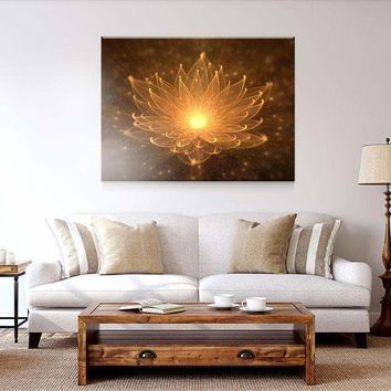 Spirit Molecule Canvas Set