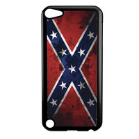 Confederate Rebel Flag Grunge Ipod 5 Case