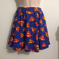 Superman Skirt