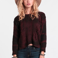 Higher Level Sweater By Knot Sisters