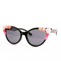 FLOWER POWER RETRO SUNNIES