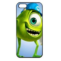 Monsters Inc Mike Apple Iphone 5 case cover