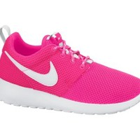 Nike Roshe Run 1y-7y Girls' Shoes - Hyper Pink