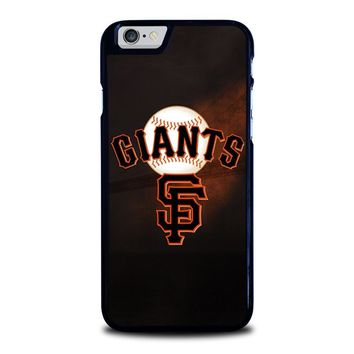 SAN FRANCISCO GIANTS 4 iPhone 6 / 6S Case Cover