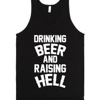 Black Tank | Cute Jack Daniels Shirts | Gifts For Girlfriends
