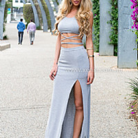 LUCID LOVE CROP TOP , DRESSES, TOPS, BOTTOMS, JACKETS & JUMPERS, ACCESSORIES, SALE NOTHING OVER $25, PRE ORDER, NEW ARRIVALS, PLAYSUIT, GIFT VOUCHER,,Grey Australia, Queensland, Brisbane