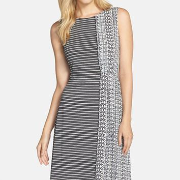 Women's BCBGMAXAZRIA 'Alayna' Tucked Asymmetrical Dress,