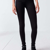 Citizens Of Humanity Rocket SCULPT High-Rise Skinny Jean - Black - Urban Outfitters