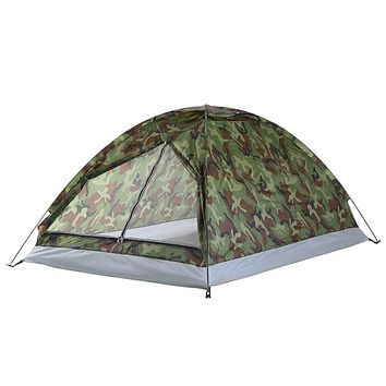 Weanas™ 2 Person Camping Tent with Carry Bag