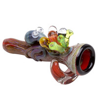 "3"" Ollie the Octopus Themed Chillum"