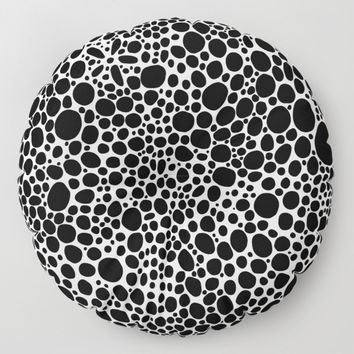 Floor / Meditation Cushion 'Bubbles'