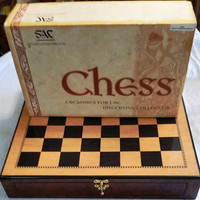 Collectible Lord Of The Rings Chess Game by Studio Anne Carlton