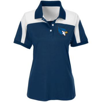 High Point Ladies' Colorblock Polo