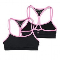 Lace Yoga Push-Up Bra