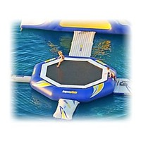 Aquaglide Platinum 23' Trampoline with Blast Air Bag and Plunge 2012