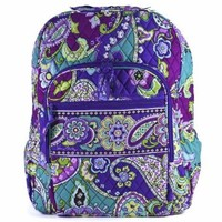 Vera Bradley Campus Backpack (Heather)