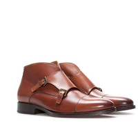ANKLE BOOT WITH TWO BUCKLES - Shoes - MAN | ZARA United States