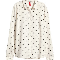 H&M - Patterned Shirt