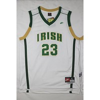 Irish #23 Lebron James Swingman Jersey | Best Deal Online